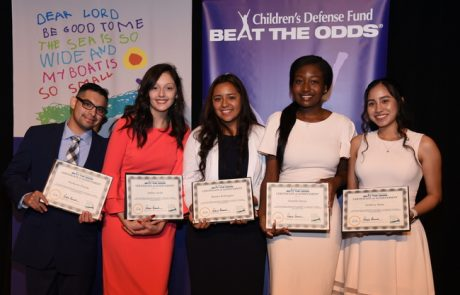 2018 Beat the Odds Scholarship Honorees